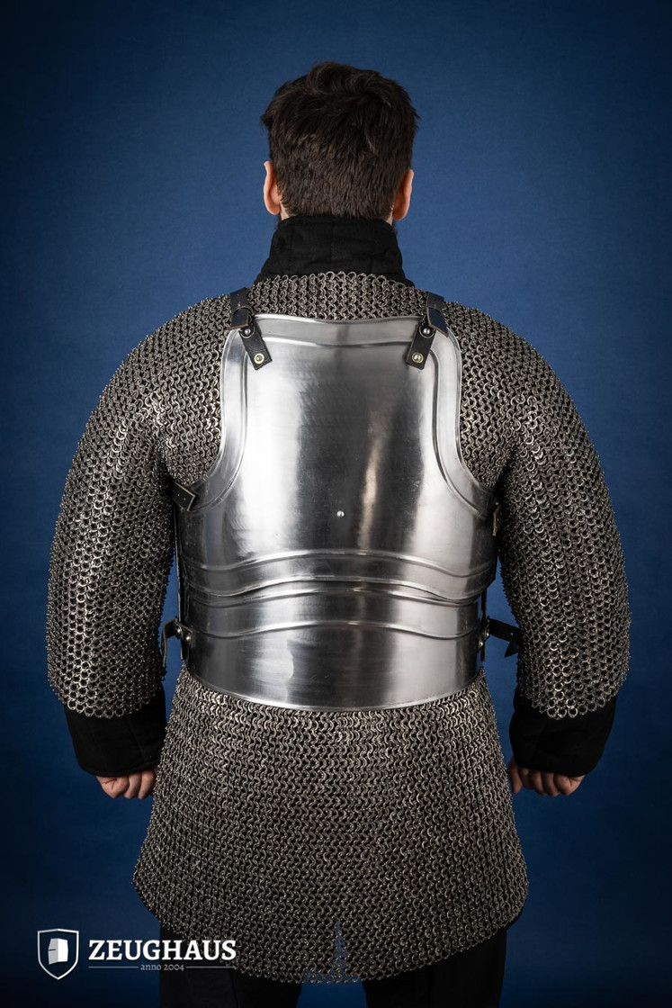 "Cuirass with back ""Warrior"" Big Picture-4"