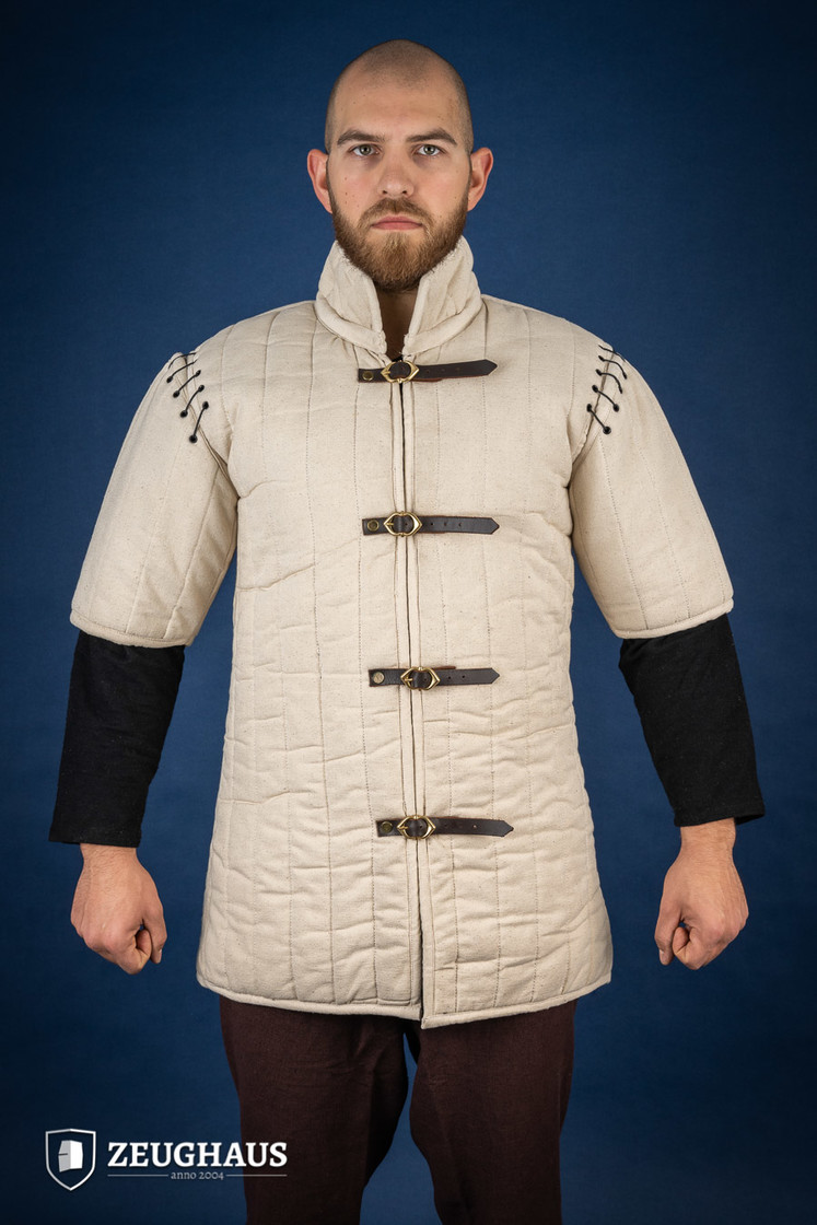 Gambeson Typ 1, natur (lang&halb) L Big Picture-6