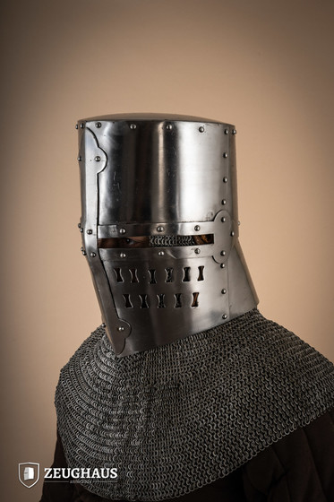 Great Helmet Type 1 (1,6 mm), polished
