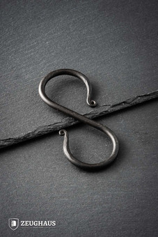 Iron S - Shaped Hook