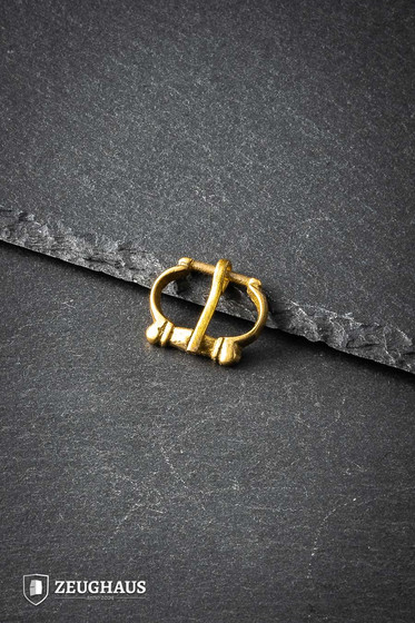Brass Buckle Type 5