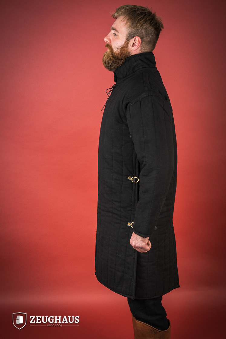 Gambeson type 3, black Big Picture-4