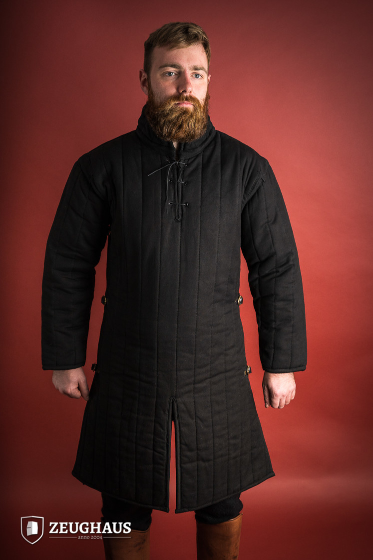 Gambeson Typ 3, schwarz XL Big Picture-0