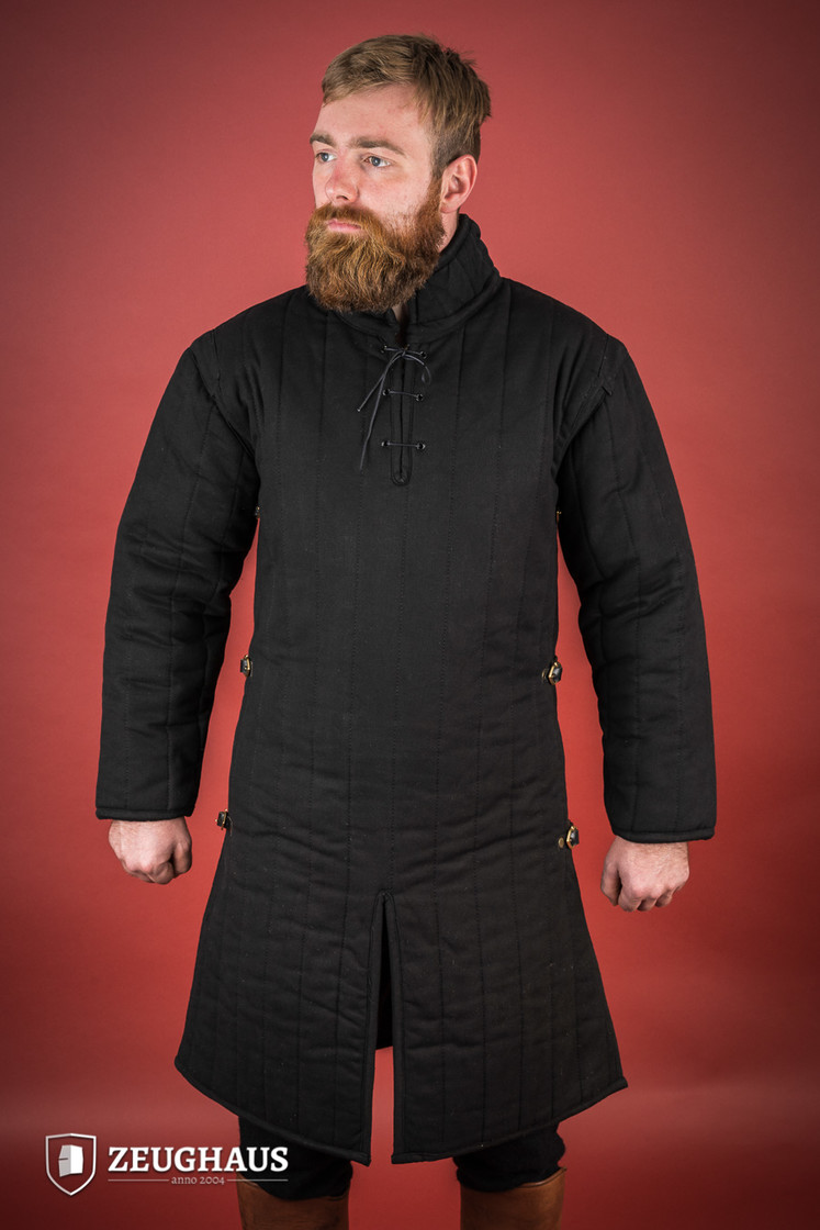 Gambeson Typ 3, schwarz XL Big Picture-1