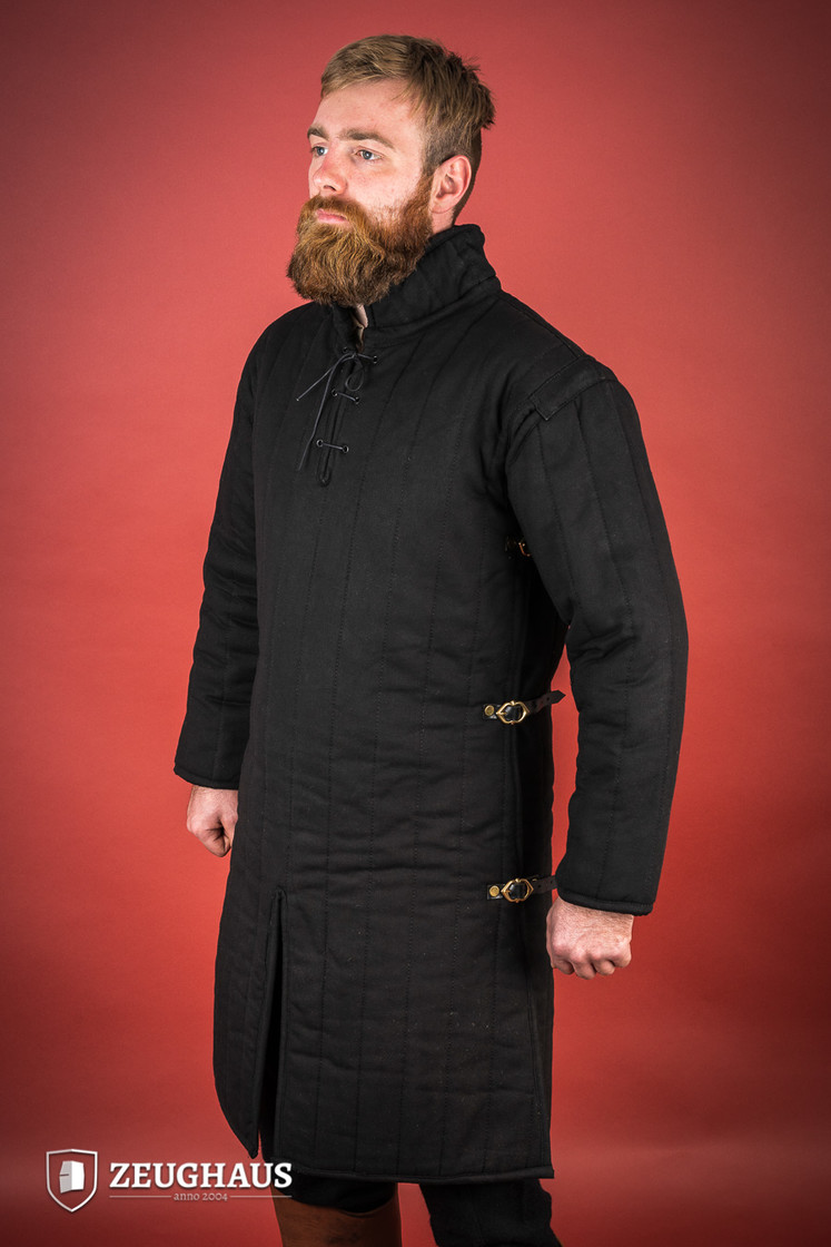 Gambeson Typ 3, schwarz XL Big Picture-2