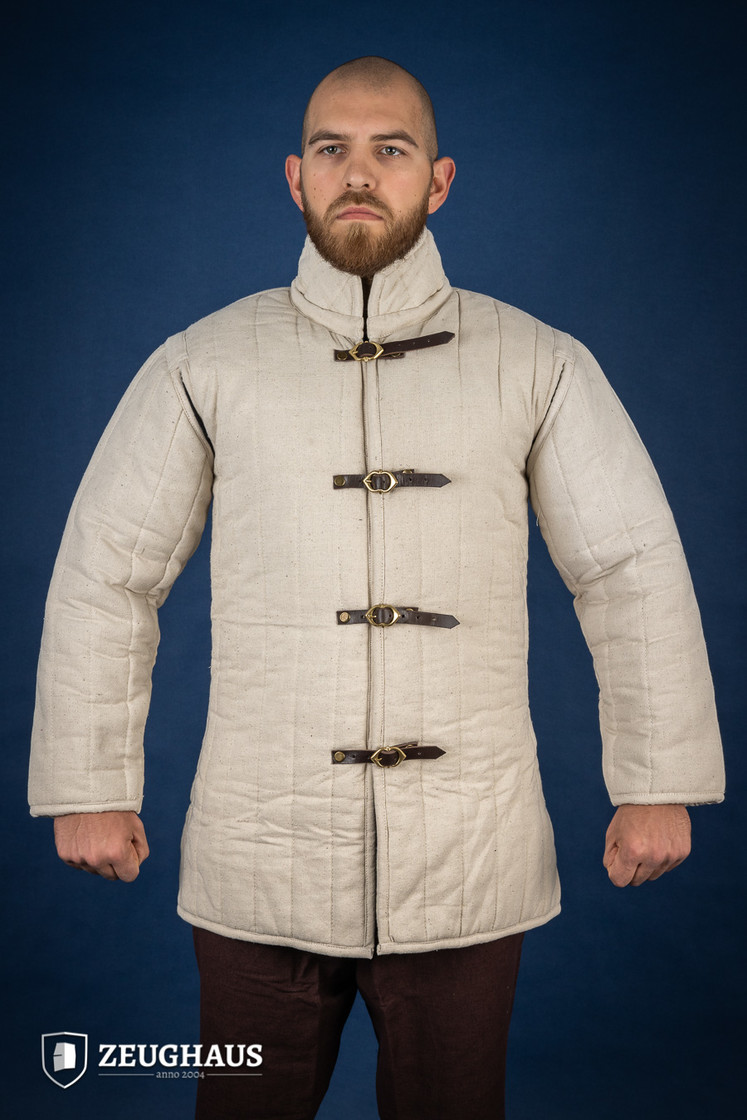gambeson type 4, ecru Big Picture-0