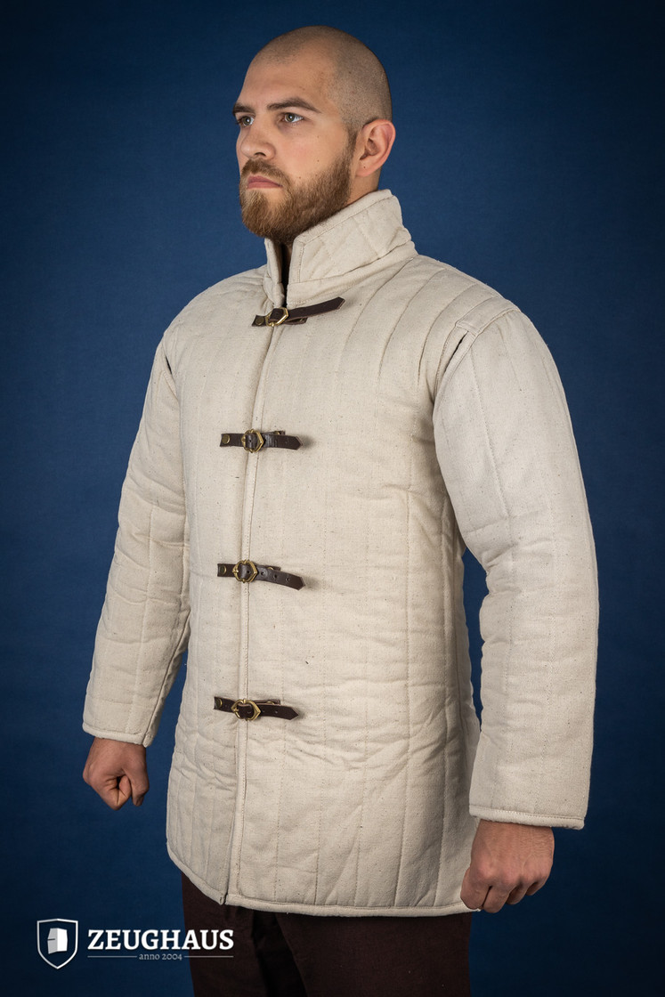 gambeson type 4, ecru Big Picture-2
