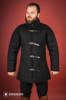 gambeson type 4, black L