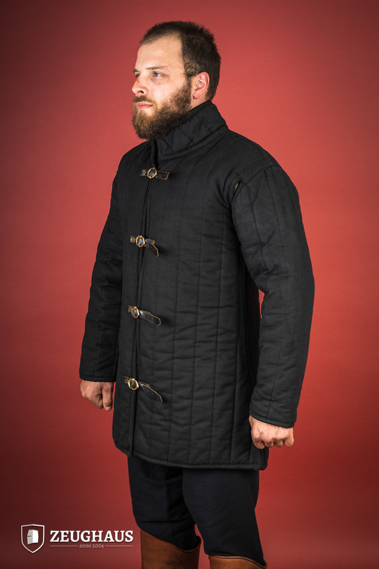 Gambeson Typ 4, schwarz  XL Big Picture-1