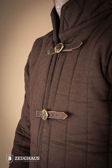 gambeson type 4, brown