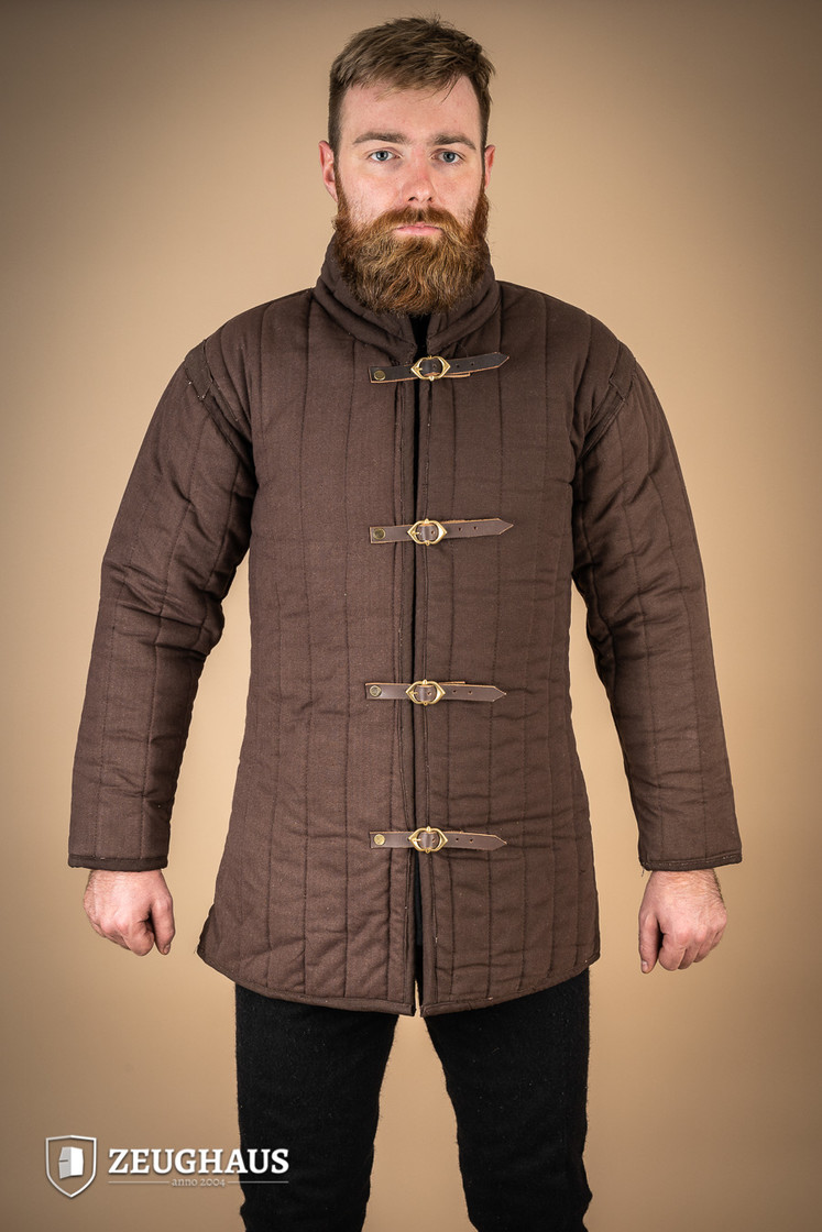 gambeson type 4, brown S Big Picture-0