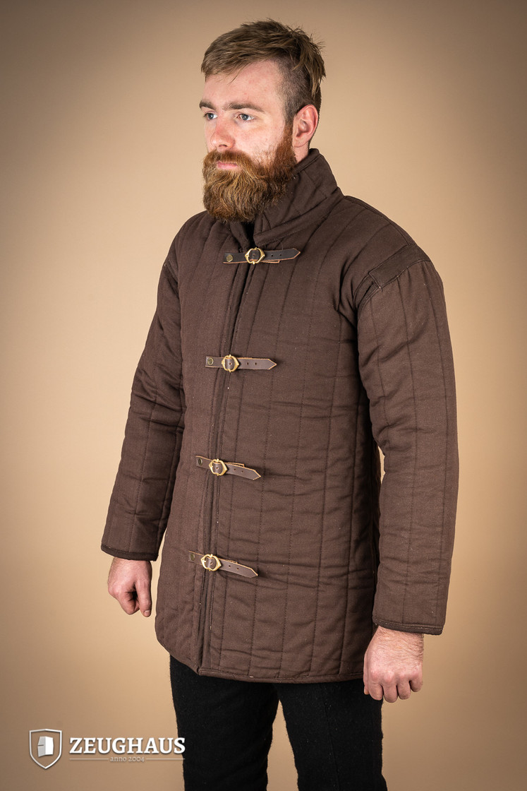 gambeson type 4, brown S Big Picture-2