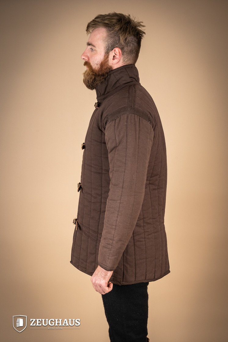 gambeson type 4, brown S Big Picture-3