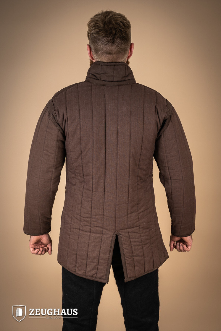 gambeson type 4, brown S Big Picture-4