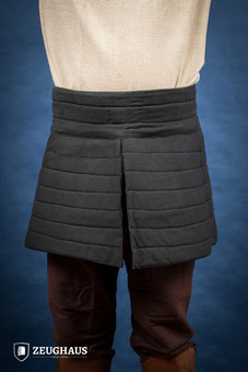 Padded Skirt black