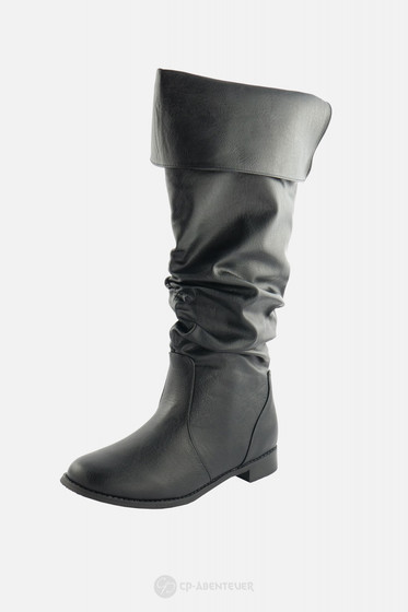 William Kidd - Stiefel, Schwarz 45