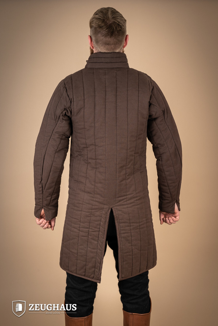gambeson type 8 (13 C. style), brown Big Picture-4