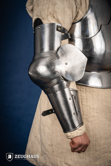 Arms 1380-1420 style type 1, polished