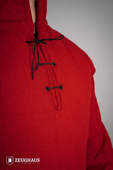 Gambeson Typ 3 rot M