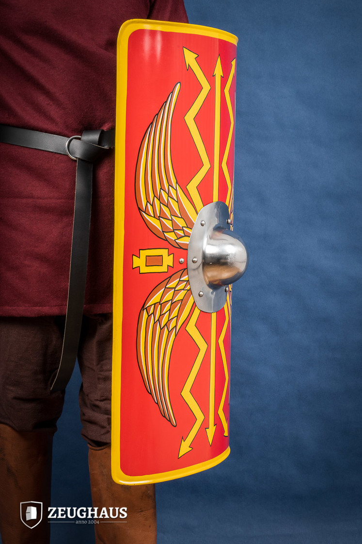 Roman Shield Scutum Big Picture-1
