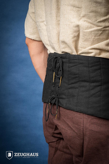 Padded Belt, black