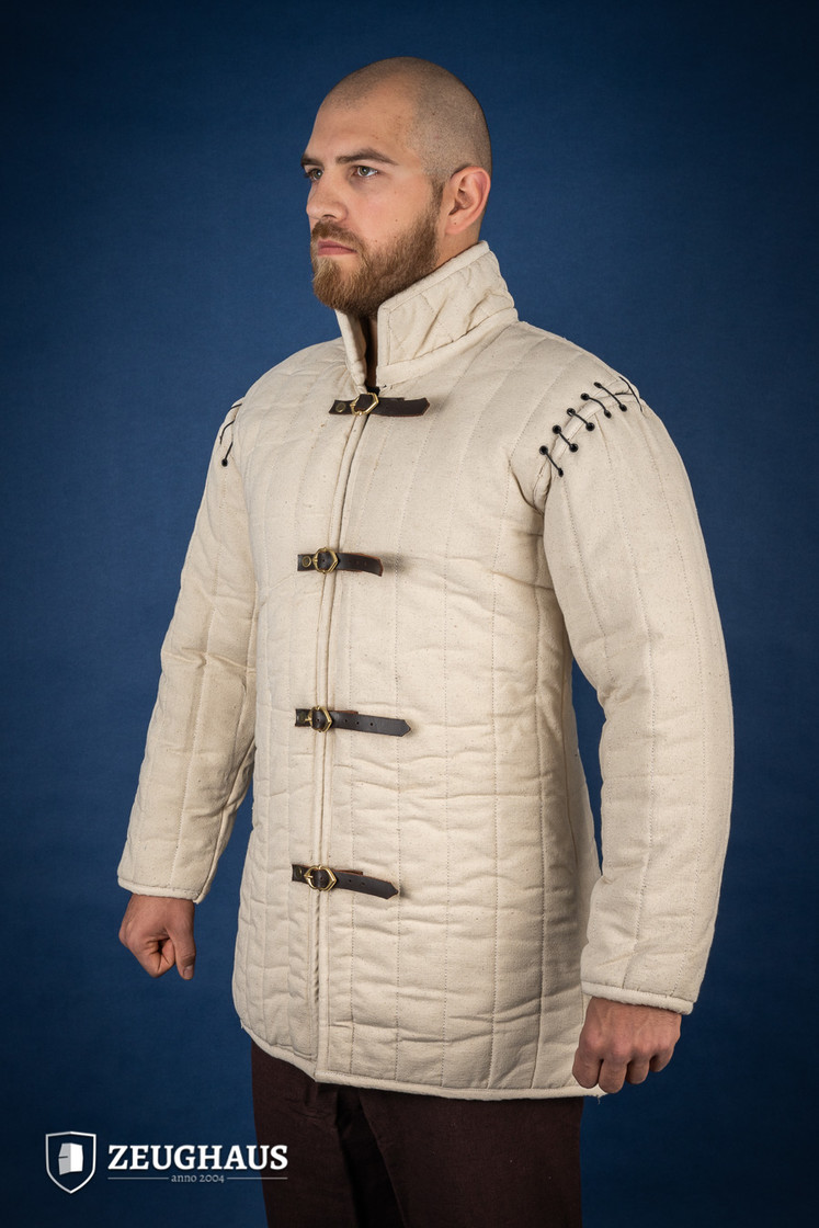 gambeson type 1 (long+short sleeves), ecru Big Picture-2