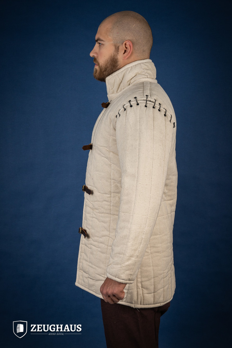 gambeson type 1 (long+short sleeves), ecru Big Picture-3