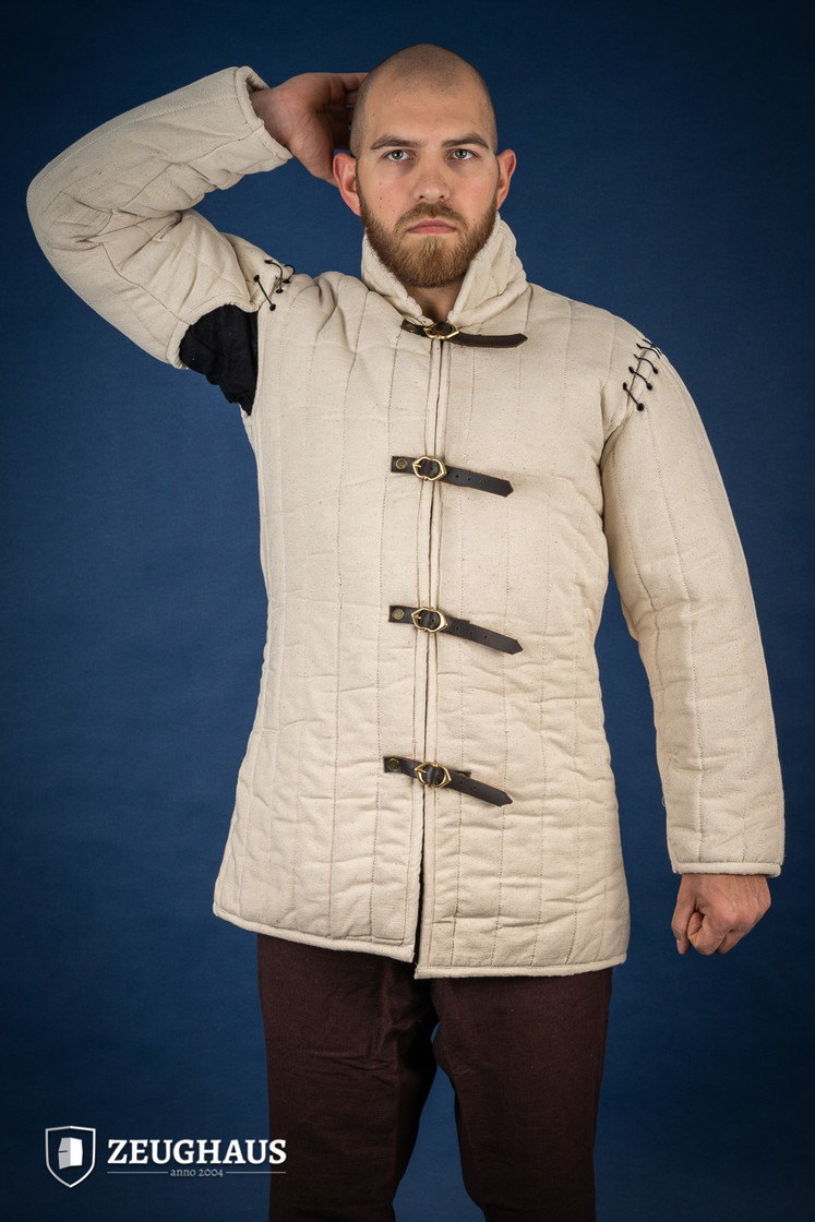 gambeson type 1 (long+short sleeves), ecru Big Picture-5